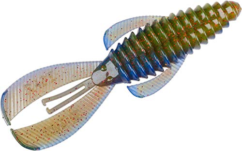 Strike King RGBUG-268 Rage Bug, 4-Inch, Chameleon, 7-Per Package
