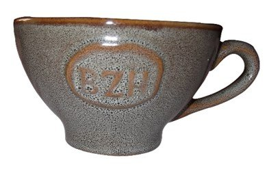 bzh Cider Bowl Grey Triskell Relief