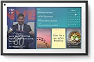 """Introducing Echo Show 15, Full HD 15.6"""" smart display for family organization with"""