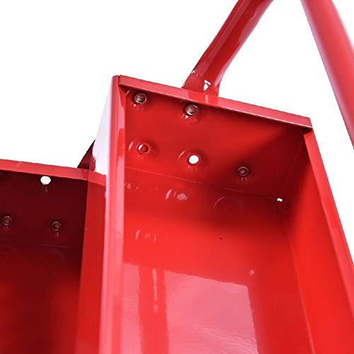 Tool Box Portable Cantilever Storage Garage Trays Hold Coat Paint by Sgood (Image #5)