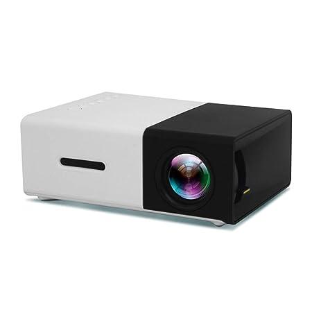 Mini Proyector Proyector Portátil con Soporte 1080P 3D HD Y Se ...