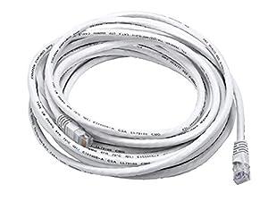 41kQKpj2LaL._SX300_ amazon com monoprice 25ft 24awg cat6 550mhz utp ethernet bare,Cable Modem Vs Cat 5 Wiring Diagram