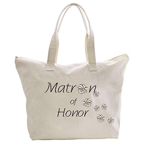 Matron Of Honor Tote Bag - 4