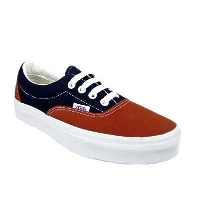 0ec52bd09a Vans Era Gold Coast Canvas Unisex Skate Shoes Lace Up Canvas Trainers   Amazon.co.uk  Shoes   Bags