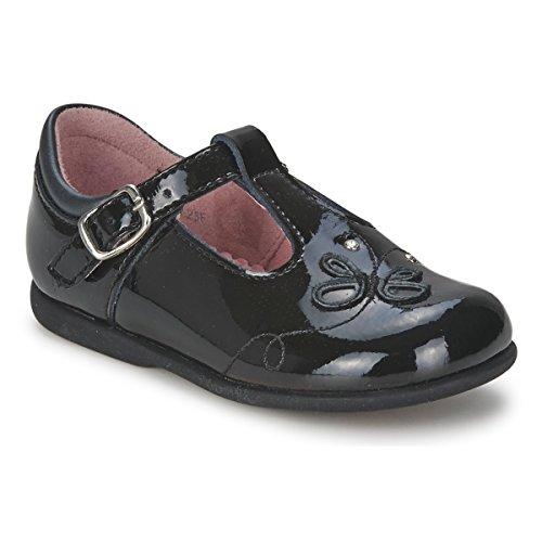 Start-rite , Mädchen Sneaker Schwarz schwarz, Schwarz - Schwarz (glänzend) - Größe: S6