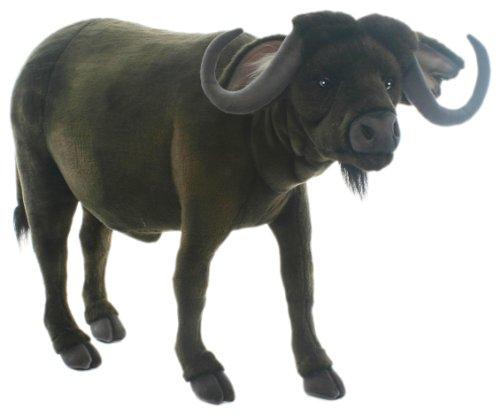 Safari and Jungle Large Water Buffalo Stuffed Animal from Hansa
