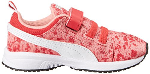Puma Carson Runner V Kids Splat Sneaker (Infant/Toddler/Little Kid/Big Kid)