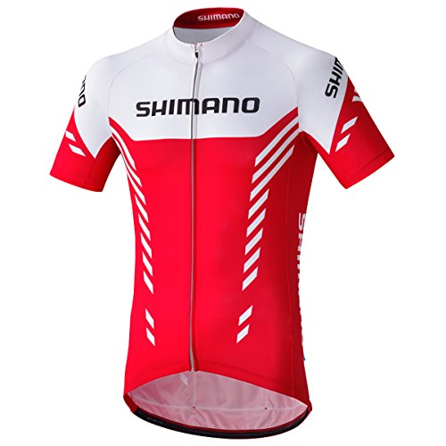 Shimano Performance Printed Sleeve Jersey