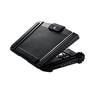 Cooler Master Storm SF-17 - Gaming Laptop Cooling Pad with 180 mm Fan and 4 Ergonomic Height Settings (B00E5AEITU) | Amazon price tracker / tracking, Amazon price history charts, Amazon price watches, Amazon price drop alerts