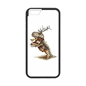 iPhone 6 Plus 5.5 Inch Cell Phone Case Black COSTUME PARTY Wfipw