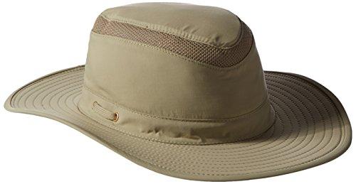 Henschel Men's 10 Point Multi-Feature UPF 50 Booney Hat, Tan, (Upf 50 Booney Hat)