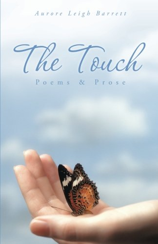 Book cover from The Touch: Poems & Prose by Aurore Leigh Barrett