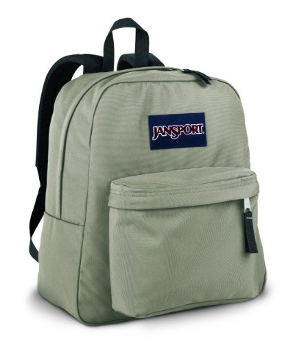 - JanSport Spring Break Classics Series Daypack (Light French Grey)