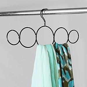 InterDesign Classico Scarf Hanger