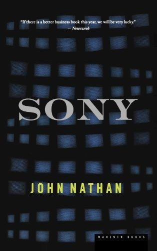 Sony: A Private Life