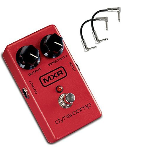 MXR M102 Dyna Comp Effects Pedal with 2 patch (Dyna Comp Effects)