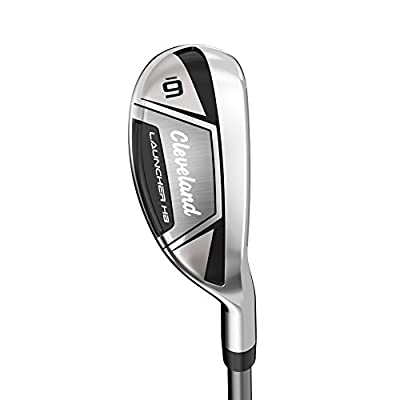 Cleveland Golf Men's Launcher HB Iron Set
