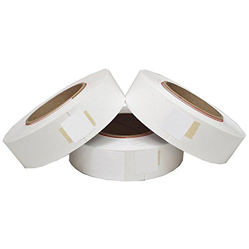 Preferred Postage Supplies (USPS APPROVED) High Performance 613-H Connect Tape for Pitney Bowes Connect + Series (3 Rolls) SendPro P/Connect+ Series (Postage Adhesive)