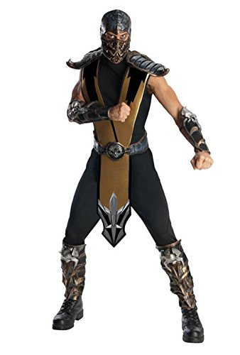 Memem (Womens Mortal Kombat Costumes)