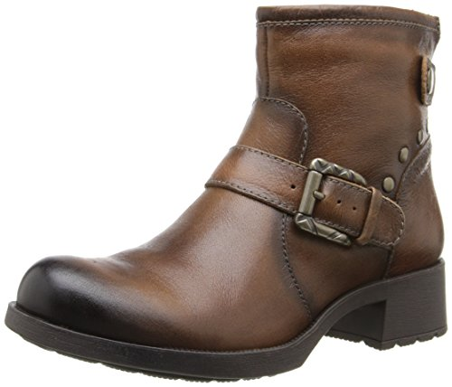 Bota De Montar Earthwoods Redwood Riding Almond Tumbled Leather