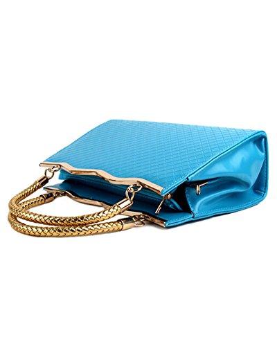 Whoinshop - Sacchetto donna blue