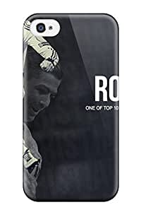 High Impact Dirt/shock Proof Case Cover For Iphone 5c (cristiano Ronaldo Facts)
