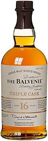 Balvenie 16 Year Old Triple Cask Single Malt Scotch Whisky 70 cl