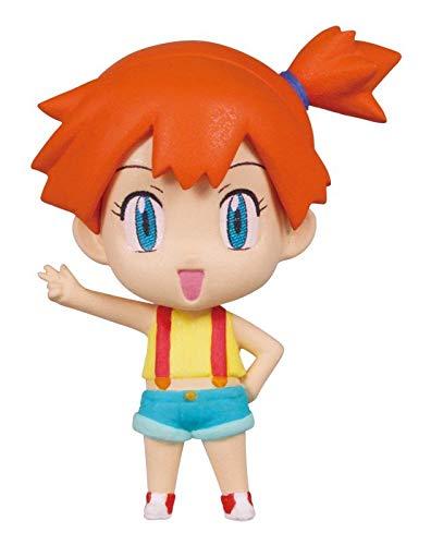Anime Mascot Keychain Figure - Misty