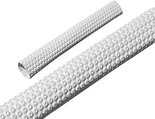 ND Sports NON SLIP CRICKET BAT REPLACEMENT GRIPS SPIRAL STYLE RUBBER-MATERIAL