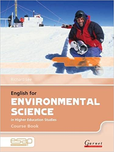English for Environmental Science in Higher Education Studies: Course Book and Audio CDs (English for Specific Academic Purposes)