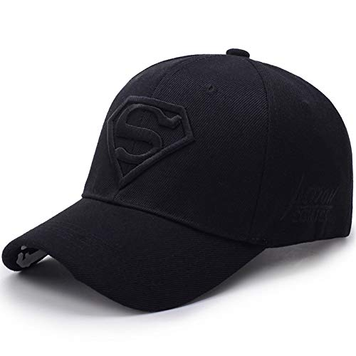 d8306d3b7d274 MEISUWANG Baseball Cap Mens Women's Summer Snapback Baseball Cap Superman  Hero Embroidery Unisex Sun Hat Bone Garros Casquette Golf Dad Hats ...