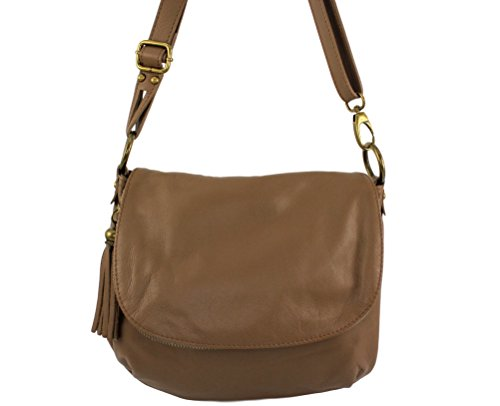 Chloly Mavy Clair body Beige Taupe Light Women's Cross Bag vvwrH5