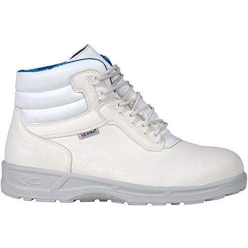 Cofra 76450–000.w43ospedale scarpe, Lab, misura 9, bianco