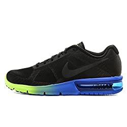 Nike Men's Air Max Sequent Running Shoes #719912-015 (11.5)