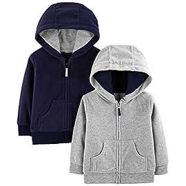 Simple-Joys-by-Carters-Baby-Boys-2-Pack-Fleece-Full-Zip-Hoodies