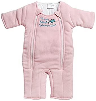 Baby Merlins Magic Sleepsuit Pijama para bebé rosa rosa Talla:6-9 meses (