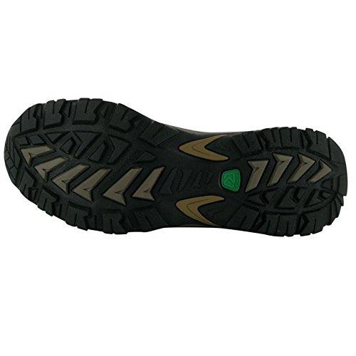 Mount Lace up Taupe Hiking Karrimor Mens Treking Low Walking Shoes qFxx5Ogw