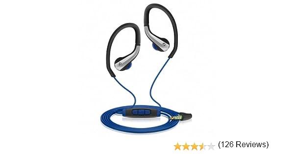 Sennheiser OCX 685i - Auriculares de clip, color negro plateado ...