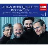 ベートーヴェン:弦楽四重奏曲全集(ライヴ)第1集