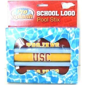 (Licensed Products Co USC Swimming Pool Diving Sticks )