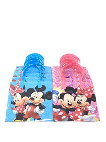 Disney Mickey and Minnie Loot Bag, 12 pcs]()