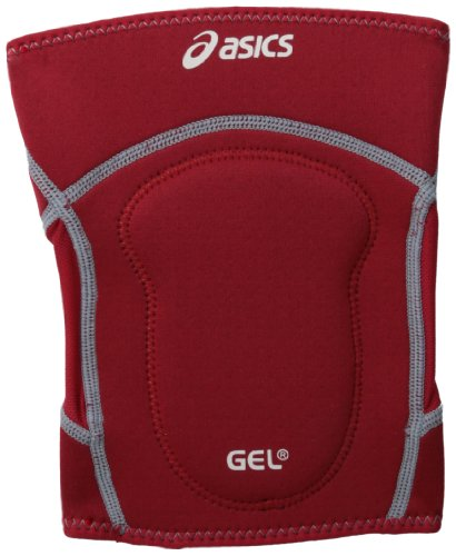 ASICS Gel II Wrestling Knee Sleeve (Red)