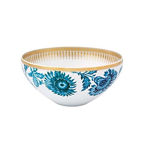 Vista Alegre Porcelain Gold Exotic Salad -