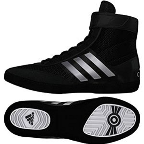 online retailer f609d 7b302 Galleon - Adidas Performance Men s Combat Speed.5, Black Silver Metallic  Black, 16 M US