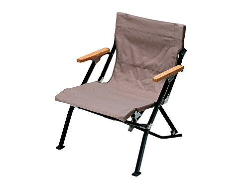 Snow Peak Low Chair Luxe - Grey ()
