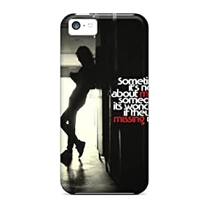 Perfect Missing U Case Cover Skin For Iphone 5c Phone Case