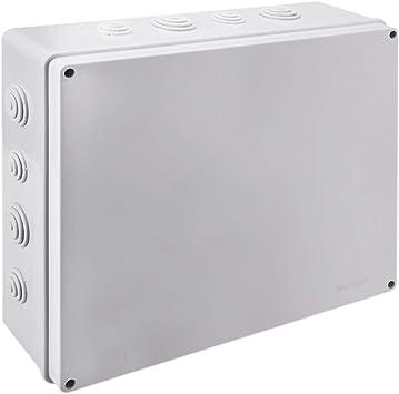 BeMatik - Caja estanca de Superficie Rectangular IP55 400 x 350 x 120 mm: Amazon.es: Electrónica