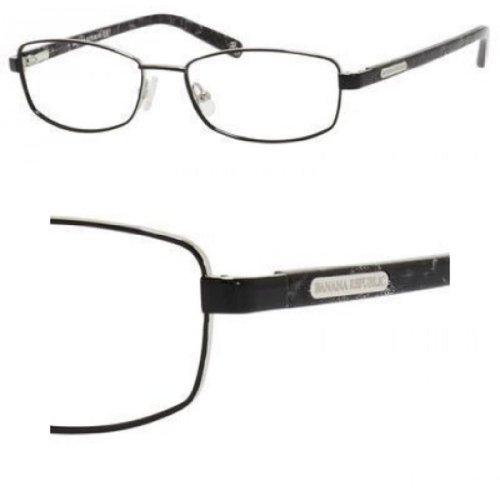 BANANA REPUBLIC Monture lunettes de vue JASLYN 02B4 Noir scintillant 53MM