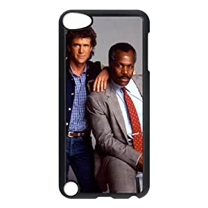 iPod Touch 5 Phone Cases Black Lethal Weapon DRY934322