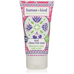 Human + Kind Hand and Elbow and Foot Cream, 1.7 fl. oz.